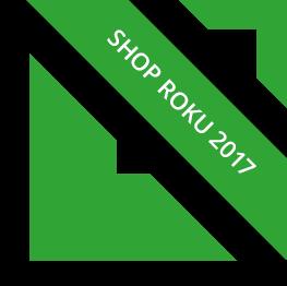 Shop roku 2017