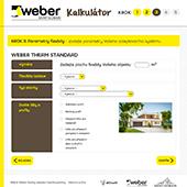 Weber kalkulátor